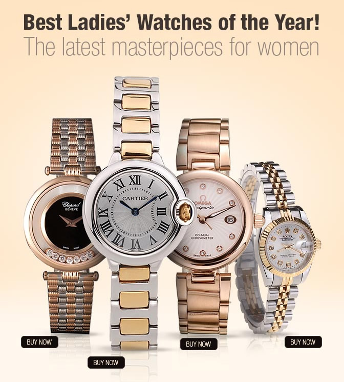 Ladies Replica Watch Top 5