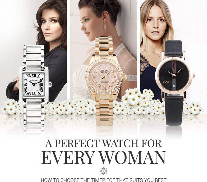 Watches For Women Replicas
